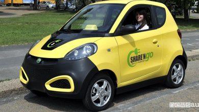 Sharengo come funziona car-sharing elettrico