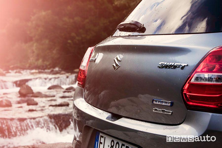 Trazione integrale AllGrip Auto Suzuki Swift