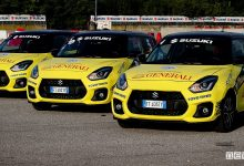 Suzuki Swift Sport Rally Italia Talent 2020