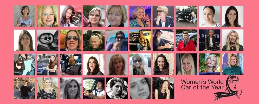 Women's World Car of the Year premio al femminile