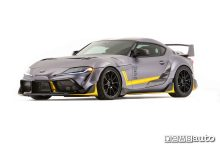 Photo of Toyota Supra GR 2020 concept dal Sema con 750 cavalli