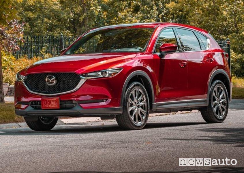 Mazda CX-5 2020: in Italia in primavera