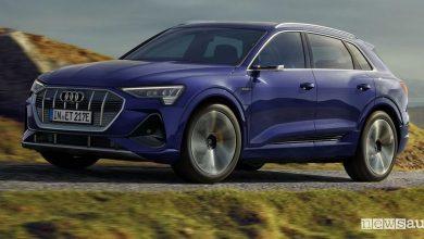 Photo of Audi e-tron, aumenta l'autonomia sul SUV elettrico