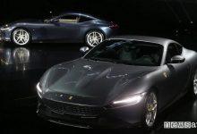 Presentazione ufficiale Ferrari Roma