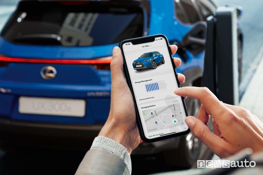 Lexus presenta il SUV elettrico: UX300e arriva in Europa a inizio 2020
