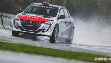 Photo of Peugeot 208 Rally 4, auto da rally erede della 208 R2
