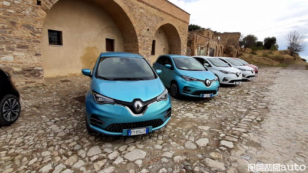 vendite auto elettriche europa ottobre 2019