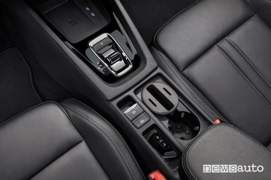 Comando cambio automatico consolle centrale Škoda Octavia 2020