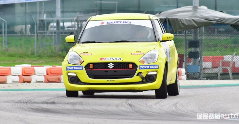 Monomarca Suzuki, Swift R1
