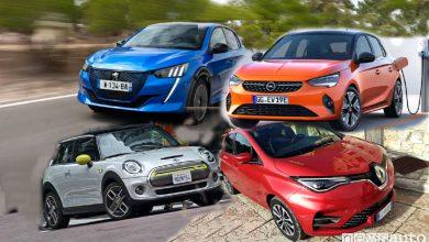 Photo of Confronto auto elettrica Mini, Corsa-e, e-208 e Zoe, quale acquistare?