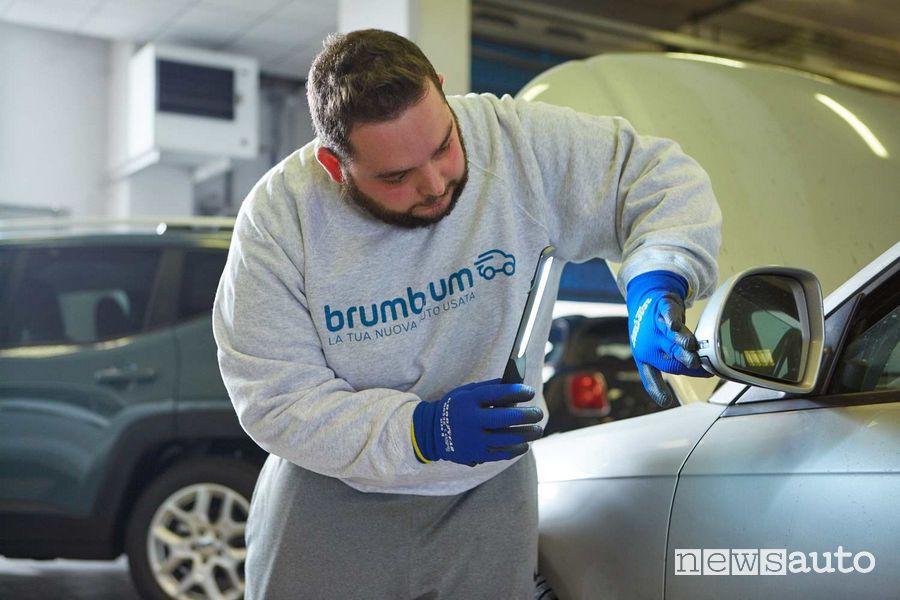 controllo auto usate on line brumbrum
