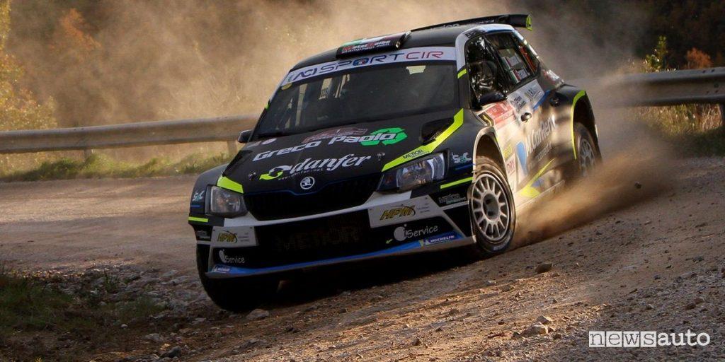 Tuscan Rewind 2019 Basso Campione Italiano Rally 2019