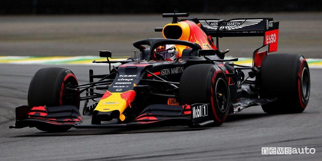 Red Bull Honda Max Verstappen F1