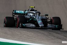 Qualifiche F1 Gp USA 2019 Mercedes Bottas