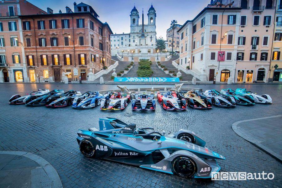 epRix di Roma formula e aprile 2020