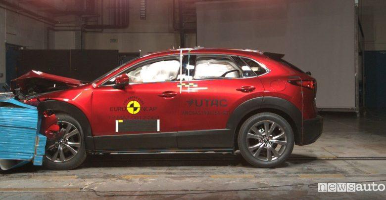 Mazda CX-30 Crash Test 2019