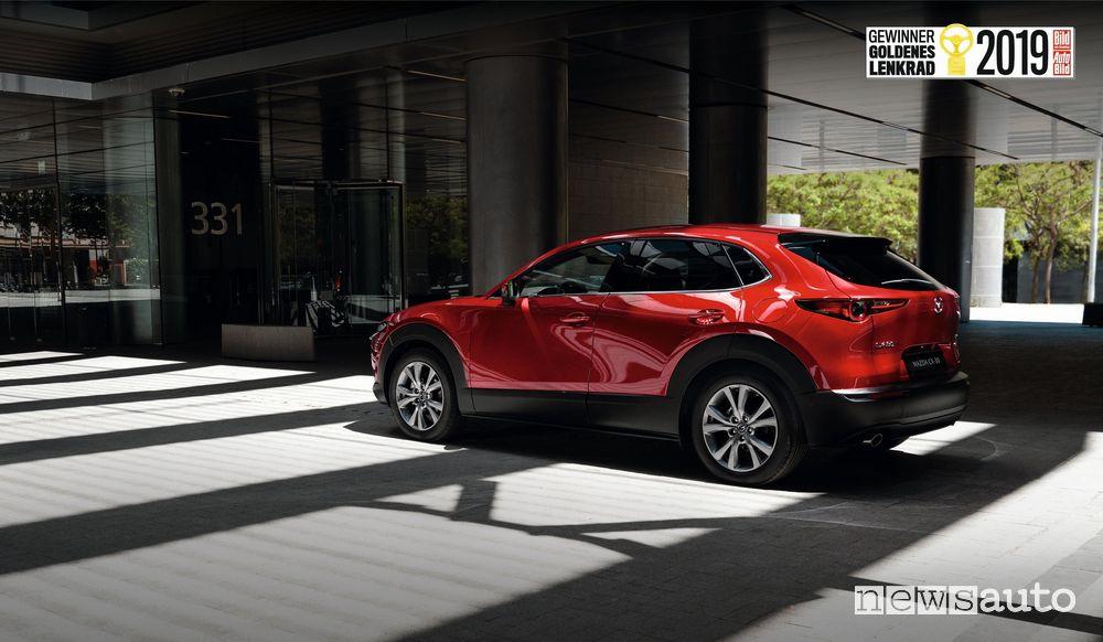 premio Volante d'Oro Mazda CX-30