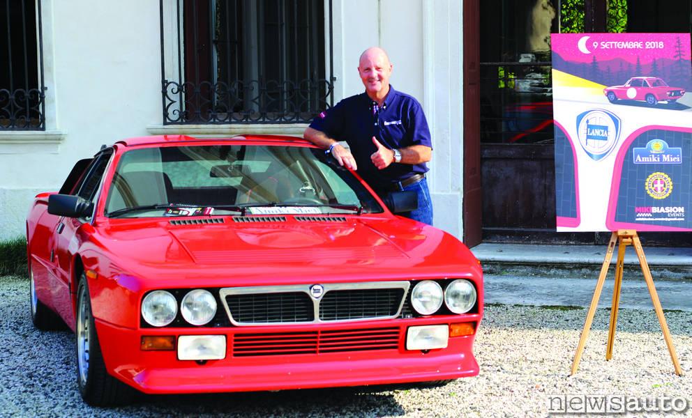 Miki Biasion Lancia Rally 037