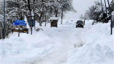 Photo of Obbligo catene o pneumatici invernali sulle strade della Sardegna