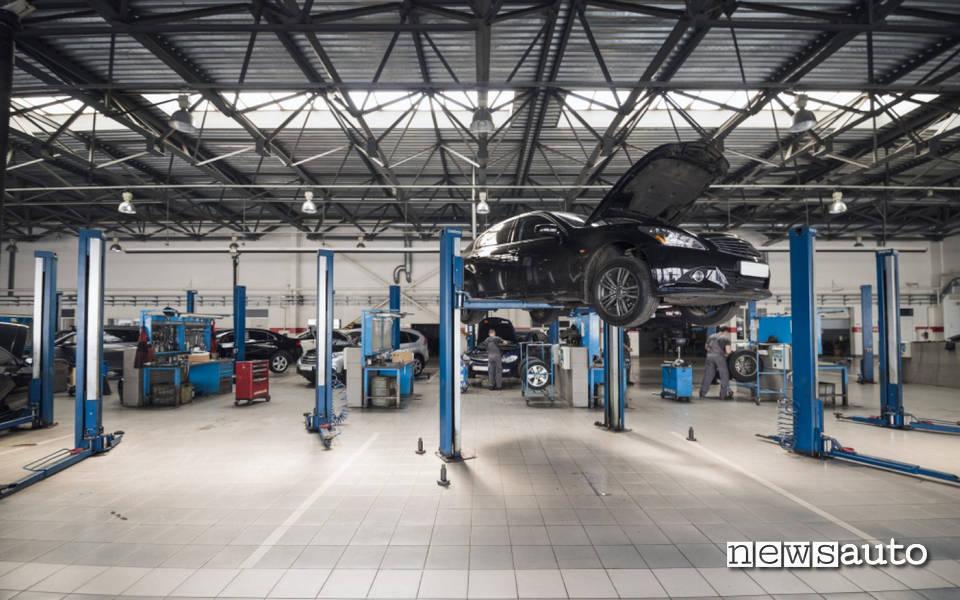 spesa manutenzione auto