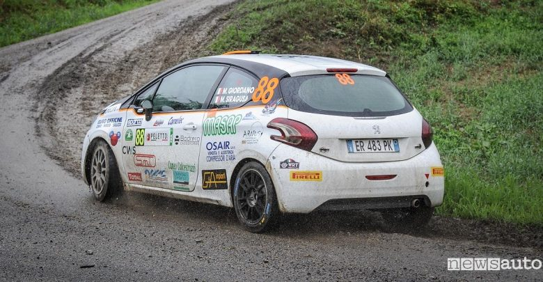 Peugeot Competition Rally Regional Club