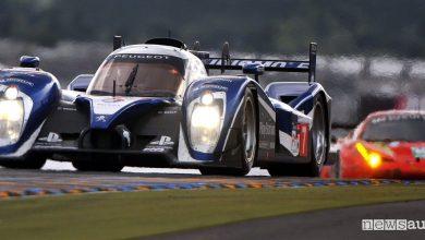 Peugeot alla 24 Ore di Le Mans 2022
