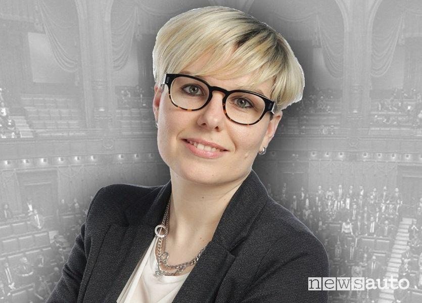 Sara Moretto, deputato di Italia Viva