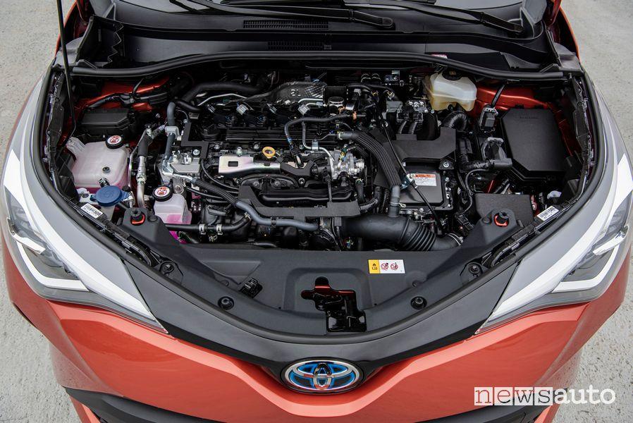Vano motore Toyota C-HR 2020