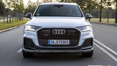 Photo of Audi Q7 ibrida plug-in, SUV elettrico + benzina V6 3.0