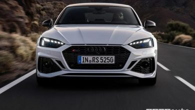 Photo of Audi RS5, anteprima Coupè e Sportback V6 biturbo
