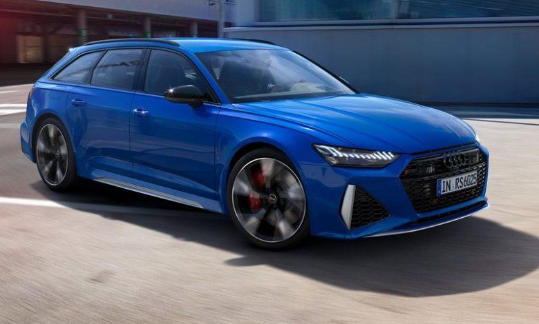 Audi RS 6 Avant 25th Anniversary