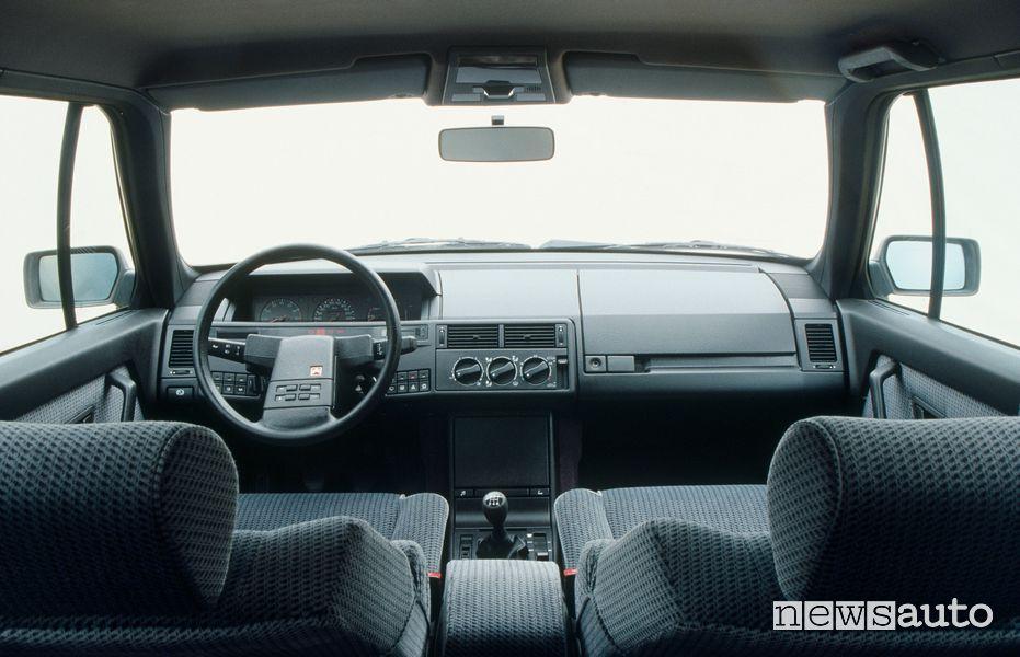 Interni Citroën XM 2000 Injection del 1989