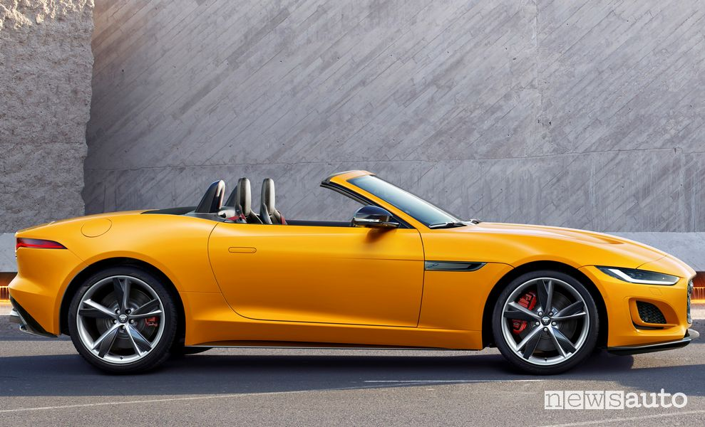 Jaguar F-Type R 2020 Convertible