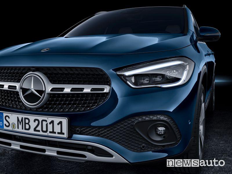 Faro anteriore Mercedes-Benz GLA 2020