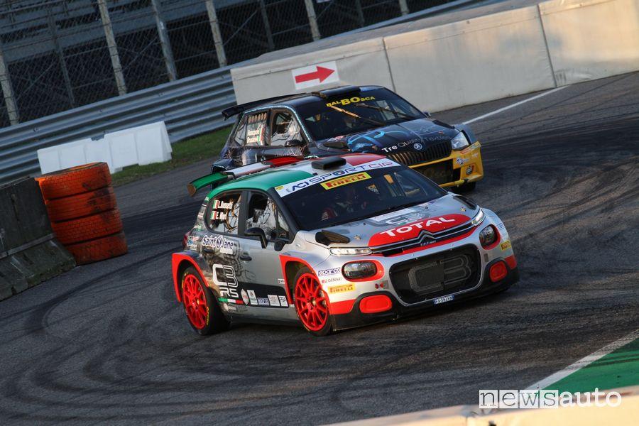 Monza Rally Show 2019 Citroen C3 R5 Rossetti/Mori