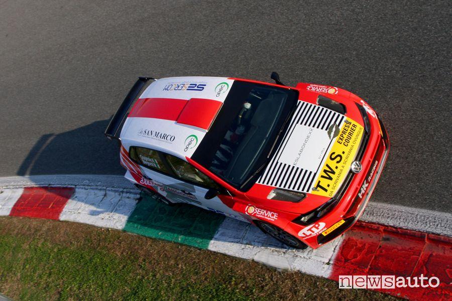 Monza Rally Show 2019 Volkswagen Polo R5 Crugnola/Bergonzi