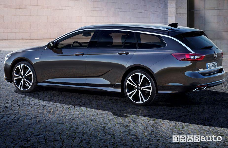 Fiancata laterale lato guidatore Opel Insignia Sports Tourer 2020