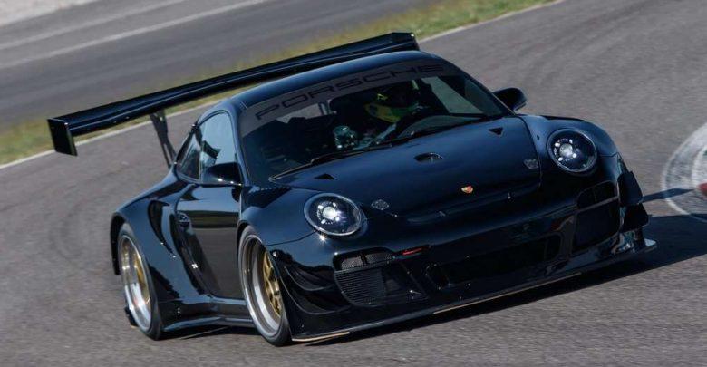 Turni in pista Porsche GT2 NTP