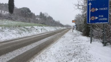 Photo of Obbligo catene e pneumatici invernali in Toscana, date e strade