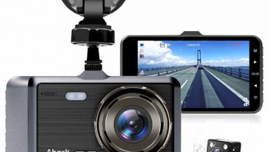 Photo of Dash Cam telecamera doppia per auto, regalo di Natale