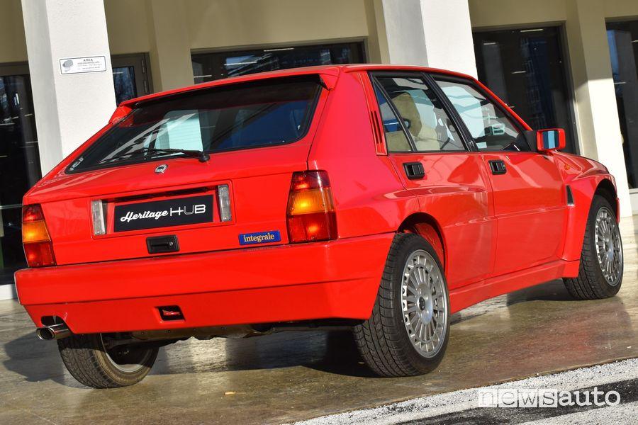Lancia Delta HF Integrale paraurti Heritage Parts