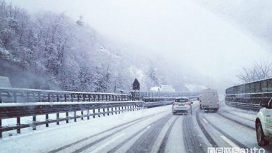 Photo of Liguria, date e strade con obbligo catene e pneumatici invernali