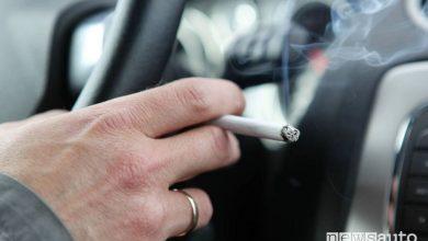 Photo of Multa sigaretta auto, sanzioni divieto di fumo