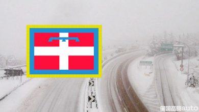 Photo of Piemonte, date e strade con obbligo catene o pneumatici invernali