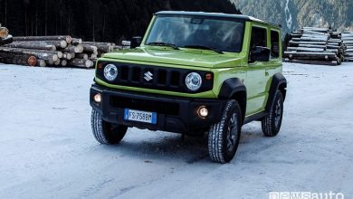 Photo of Trazione integrale Suzuki Jimny AllGrip, come funziona [video]