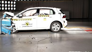 Photo of Euro NCAP Volkswagen, Audi, Ford, Nissan e MG a 5 stelle [video crash test]