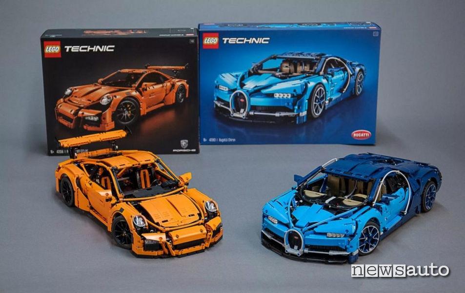 Lamborghini Lego serie Technic