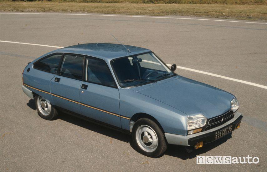 Citroën GSA del 1980