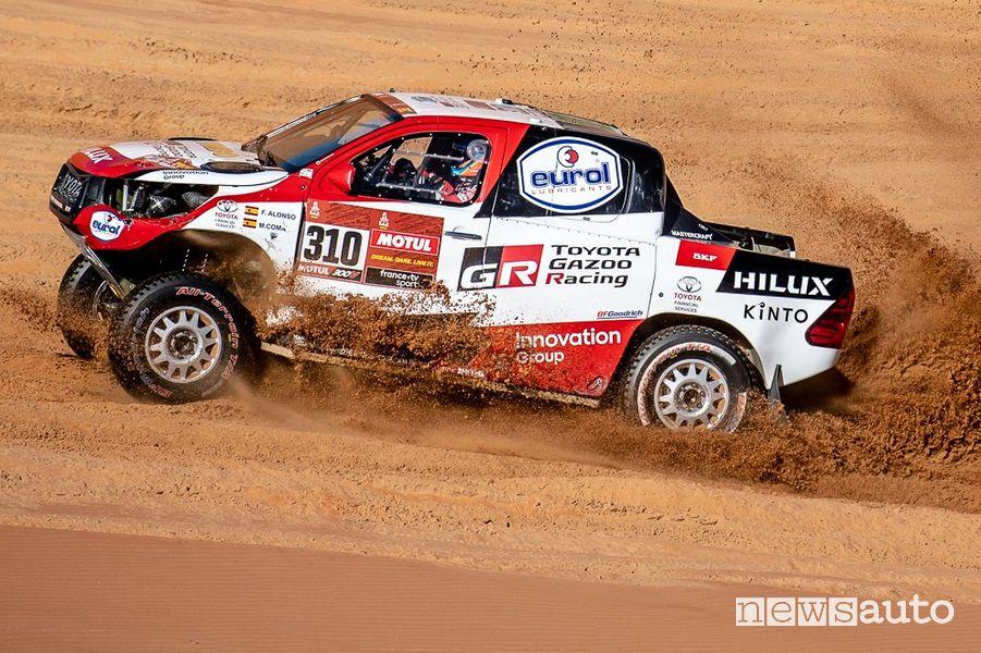 Dakar 2020 Fernando Alonso