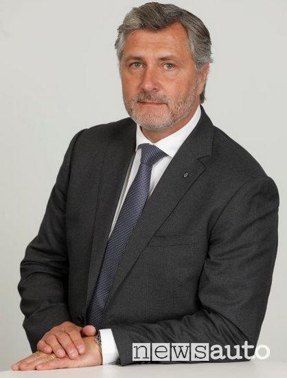 Eric Pasquier Direttore Generale di Renault Italia
